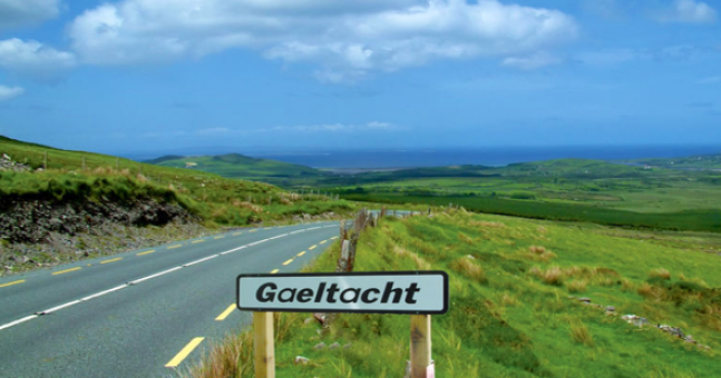 Gaeltacht -Send a box or parcel
